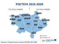 El Programa Operativo Poctefa recibe otros 71 M€ de Fondos Feder