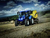 Nueva transmisión de potencia para un tractor polivalente