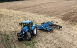Ejemplos de labores agrícolas donde la rapidez de maniobra es fundamental.