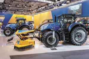 Otras primicias en el segmento de tractores en Zaragoza