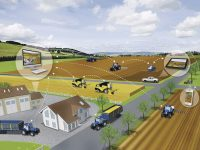 New Holland y The Climate Corporation se asocian para facilitar el intercambio de datos