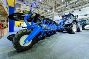 Implementos New Holland.