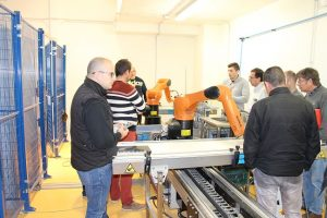 Workshop en Tecnova
