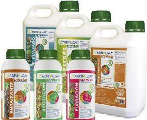 Portafolio de productos AgriAlgae