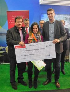 """AgriAlgae: """"Primer Premio Innovación Empresarial""""l"""