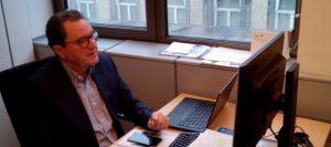 Carlos Gómez. Oficina del Gobierno de Aragón en Bruselas