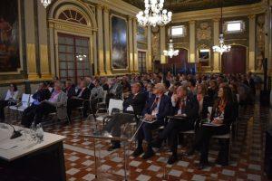 Asistentes al IV Encuentro de Almendra y Avellana
