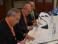 Acuerdo sobre la calidad para exportar almendra