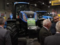 Evento New Holland en Silleda