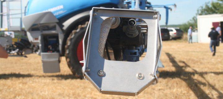 Innovaciones tecnológicas en equipos de pulverización