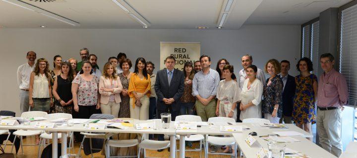La Red Rural Nacional presenta sus actuaciones