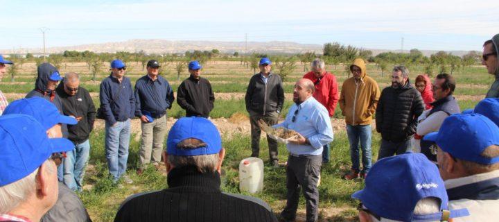 Syngenta promueve el buen manejo agrícola de suelo y agua