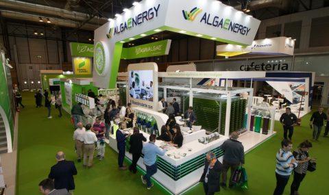 AlgaEnergy ha presentado en Fruit Attraction 2018 su propuesta más sostenible