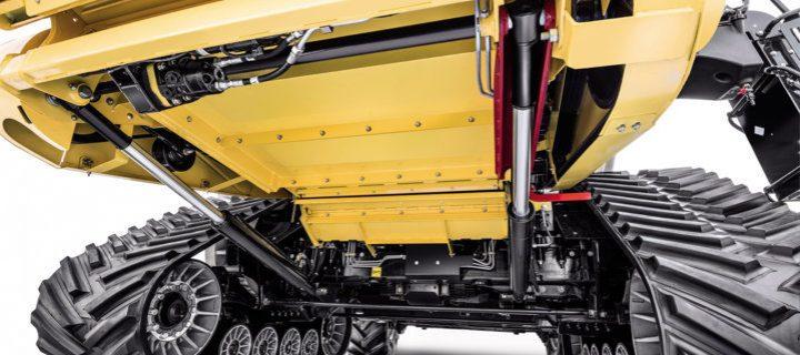 New Holland, bronce en SIMA 2019 por el inversor del rodillo de alimentación dinámica de las cosechadoras CR
