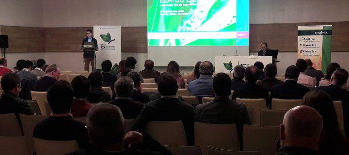 Syngenta acude al Symposio de de Sanidad Vegetal con el fungicida Elatus Era