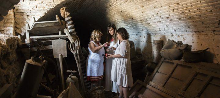 La innovación reinventa los olivares centenarios de la familia Espejo