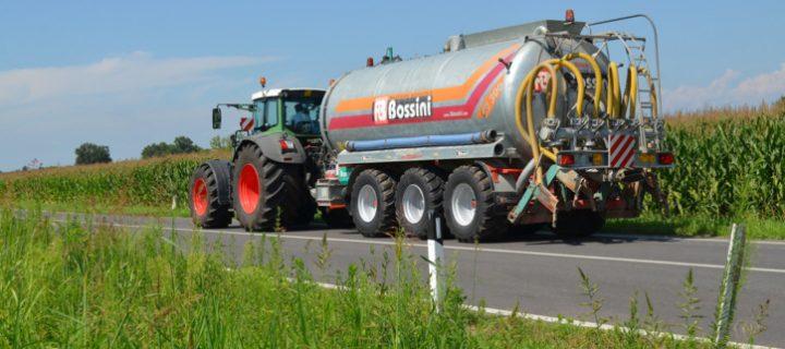 BKT dedica neumáticos específicos a las operaciones de transporte