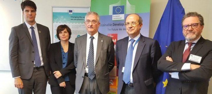Aragón acogerá la Conferencia de Innovación del Agua de la Unión Europea 2019
