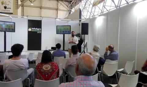 AlgaEnergy presente en Infoagro Exhibition