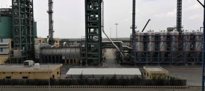 La planta de carbon black de BKT entrará en plena producción en 2021
