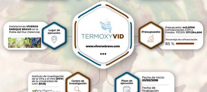 El proyecto de I+D para controlar la Xylella fastidiosa con termoterapia presenta los primeros resultados