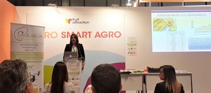 Aguacavalue presenta su experiencia en Fruit Attraction