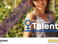 El Programa TalentA abre el plazo de presentación de proyectos