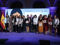 Once mujeres rurales galardonadas con los Premios 2019 a la Innovación del MAPA