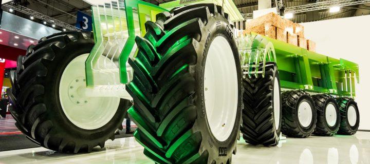 BKT muestra en Agritechnica su apuesta por la tecnología en sus neumáticos