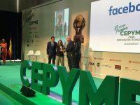 AlgaEnergy recibe el Premio CEPYME Innovación Tecnológica