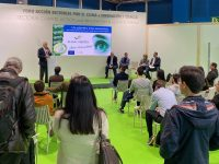 Las microalgas de AlgaEnergy destacan en la COP25