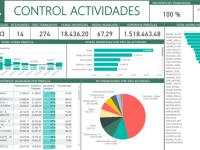 Tecnova desarrolla una aplicación de control de datos en olivar