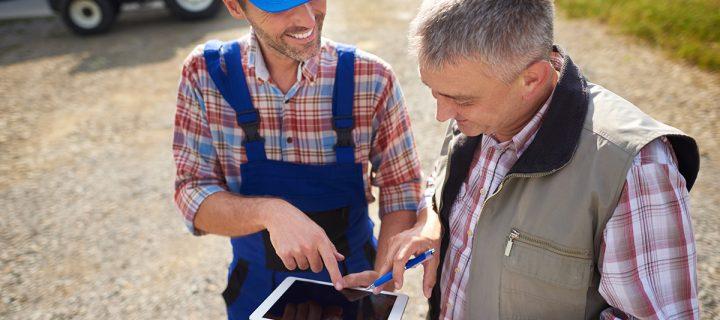Nuevo servicio web para ahorrar hasta un 15% en agua y fertilizantes