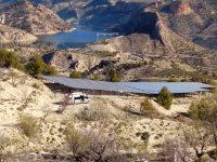 Desarrollan un sistema de riego basado en energía solar capaz de salvar una cota de 210 metros