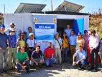 Estudian una tecnología que podría ahorrar un 12% de la energía en sistemas de riego a presión