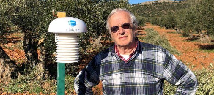 La gestión del olivar de la mano del sistema de predicción de riesgos de Elaisian