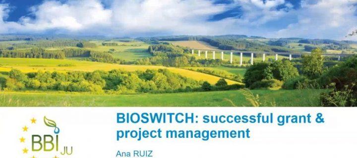 Arranca el proyecto europeo Bioswitch para ayudar a las marcas a tomar un enfoque bio