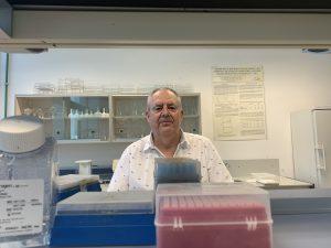 Manuel Talón, investigador jefe del proyecto