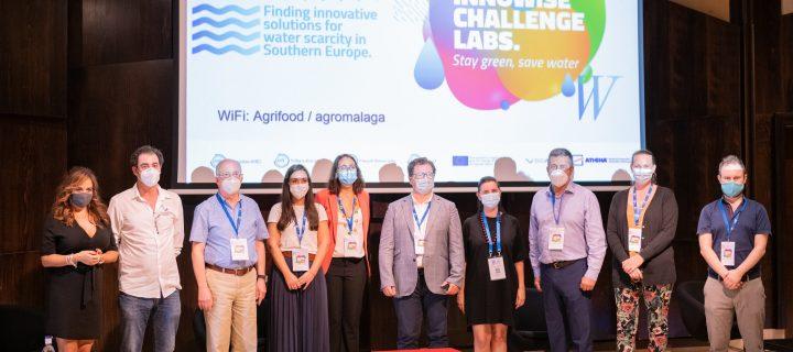 Una plataforma de riego inteligente gana el 'InnoWise Challenge Lab' de EIT Food en España