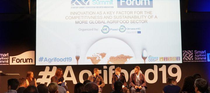 Startup Europe Smart Agrifood ofrecerá novedades en la transformación digital de la industria agroalimentaria