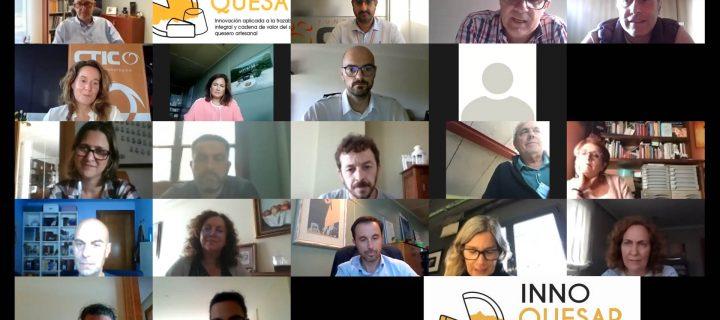 Innoquesar, la nueva app de quesos artesanales de Asturias
