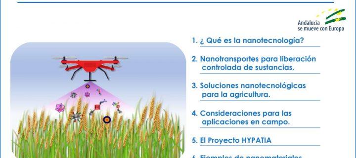 Estudian vías de mejora en sostenibilidad agrícola a través de la nanotecnología