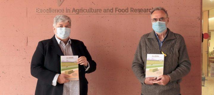Lanzan la segunda edición del libro 'La alfalfa: Agronomía y utilización'