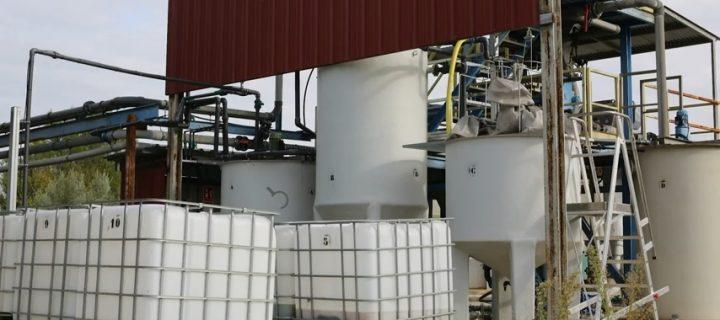 Nuevo fertilizante orgánico de calidad a partir de los purines de cerdo