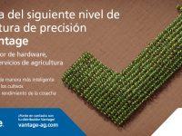 Vantage Iberia Occidental, tu socio para agricultura de precisión en España y Portugal