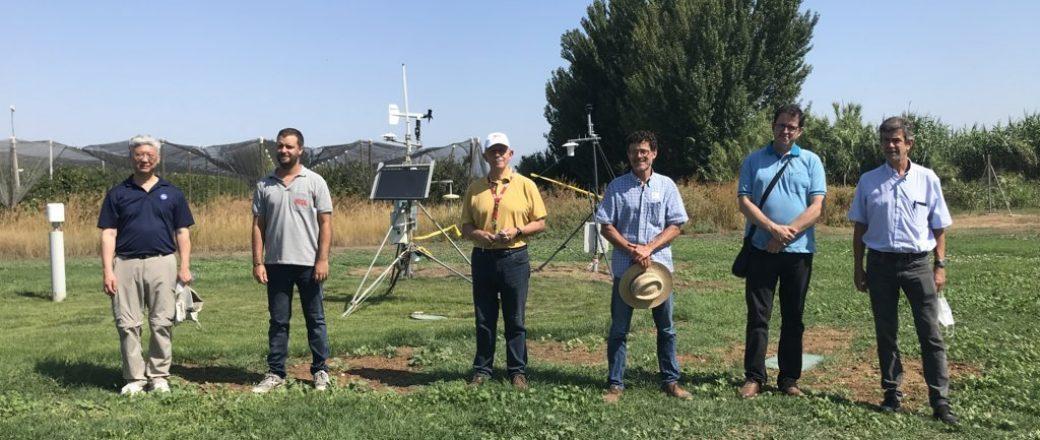 El modelo agrario de Lleida, protagonista de un estudio mundial sobre predicción climática y gestión del agua en la agricultura